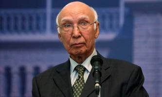 Insufficient evidence on Kulbhushan Jadhav: Aziz