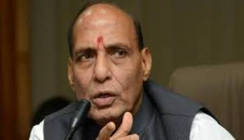 rajnath calls upon young scientists to spread message of cashless transactions