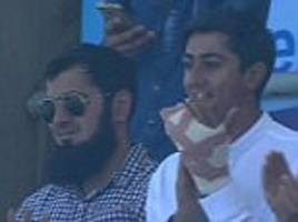 haseeb hameed returns to india with broken finger to support england in mumbai