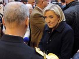 marine le pen says migrants should not have access to free education or healthcare