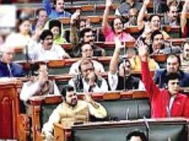 Parliament paralysis: Opposition hold Lok Sabha to ransom as bills feel the winter freeze and working hours stutter