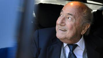fifa: sepp blatter says 'disrespectful' gianni infantino ignores his phone calls