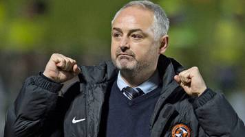 dundee united: ray mckinnon relishing being back where it all began