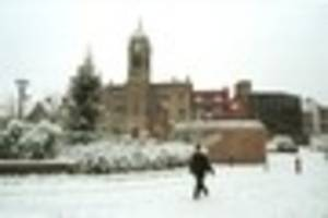 Is Derby set for White Christmas?