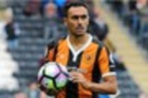 ahmed elmohamady provides hull city team-mates with relegation...