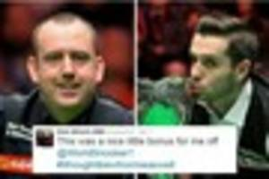 mark selby: mix-up that saw mark williams receive uk championship...