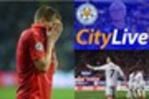 leicester city news and transfer rumours - live! fans debate...