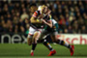 Leicester Tigers George Worth pinching himself after incredible...