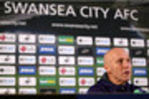 swansea city boss bob bradley speaks out on speculation over his...