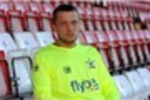 Former City goalkeeper makes Champions League debut