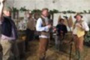 South Somerset parents' band aims for Christmas Number One with...
