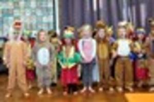How to get your child's Christmas nativity play picture into the...