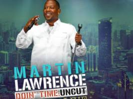 Martin Lawrence: 5 Things You'll Love About His One-Night Only Doin' Time Show [Video]