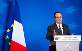 hollande's mixed european record