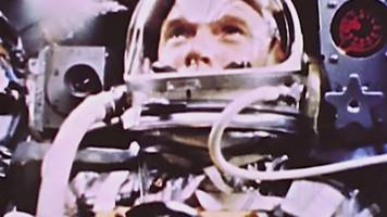 first astronaut to orbit earth - photo #3
