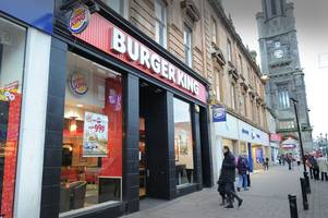 Ayr Burger King worker pleads guilty to smashing up his own shop in hammer attack