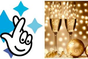 christmas cheer: someone in lanarkshire has unclaimed lottery ticket worth £1m