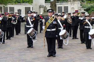faslane band is looking to drum up new recruits
