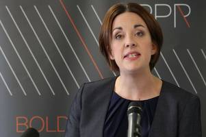 kezia dugdale wants uk to adopt federal model to bolster devolution