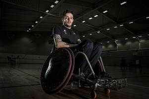 Uddingston Paralympian Mike Kerr quits GB Wheelchair Rugby to focus on athletics
