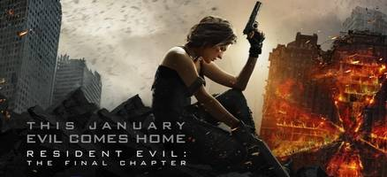 'Resident Evil': Twisted storyline and explosive action in 'Final Chapter'; Special conclusion to release in January, 2017