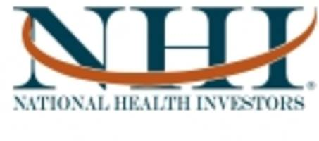NHI Announces Fourth Quarter Dividend