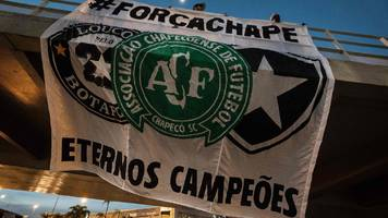 Barcelona invite Chapecoense to play friendly in 2017