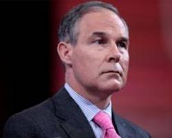 Trump picks fossil fuel ally to head environment agency