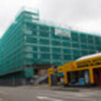 Earthquake-struck Reading Cinema car park building in central Wellington to be demolished