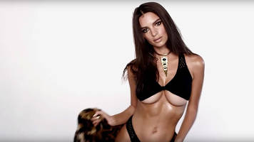 emily ratajkowski's underboob is out of control (in the best way possible)