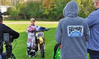 Bel-Ray Sponsors Young Riders Of Cobra Motor USA