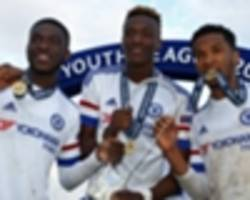 "palmer wants bragging rights"" over abraham as chelsea wonderkids prepare to do battle"