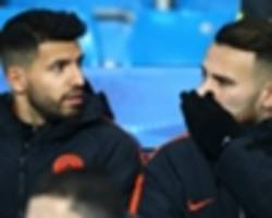 the same goals and more wins - stats show man city won't miss aguero