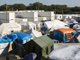 child refugees from calais will be brought into uk schools as jungle closes down