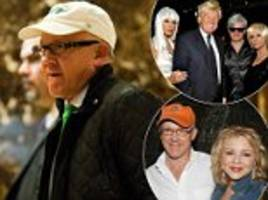 ny jets' woody johnson - favored as ambassador to great britain by trump – was a rich party boy who was almost crippled when he drunkenly fell off a cliff and cut off his tragic daughter when she came out as a lesbian
