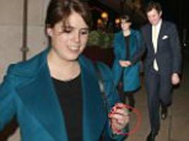 Is Princess Eugenie about to wed 'wine merchant' Jack Brooksbank?