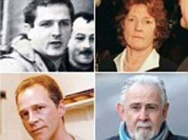 why is the army facing new witch hunt over ira killers?