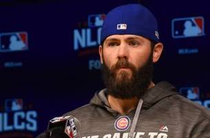 chicago cubs rumors: could jake arrieta sign an extension?