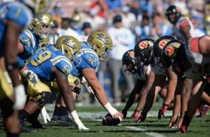 UCLA Football Position Group Analysis - Offensive Line