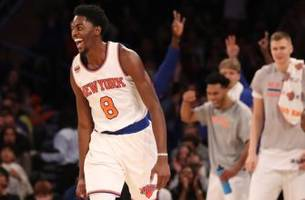 new york knicks: justin holiday might be the secret weapon