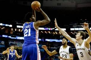 Player Grades: New Orleans Pelicans fall to the Philadelphia 76ers at home