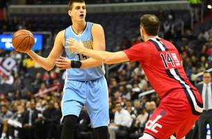 the denver nuggets suffered another devastating loss to the wizards