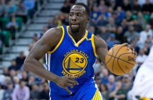 Warriors' Draymond Green exits game with ankle injury, appears to be OK