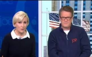 MSNBC's Mika Brzezinski Claims Clinton Campaign Tried to Get Her 'Pulled Off the Air'
