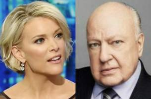 A Movie About the Roger Ailes-Megyn Kelly Sexual Harassment Scandal Is Reportedly in the Works