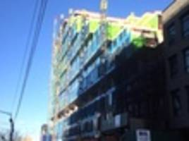 Construction Worker Falls To His Death At 'New Domino' Project In Williamsburg