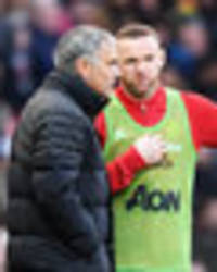 jose mourinho challenges wayne rooney: he must do this for man united