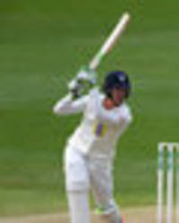 keaton jennings' dad admits he missed his son's debut century for england against india