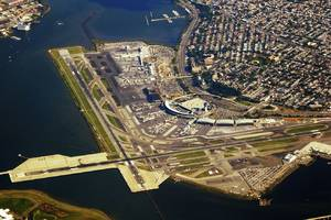 think laguardia airport is bad now? wait until it's underwater