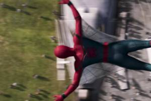 watch the first spider-man: homecoming trailer